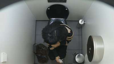 Czech toilet tube videos